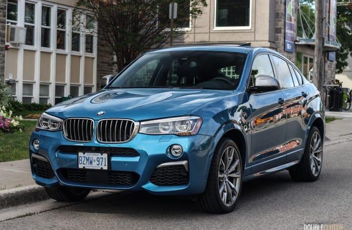 2017 BMW X4 M40i xDrive