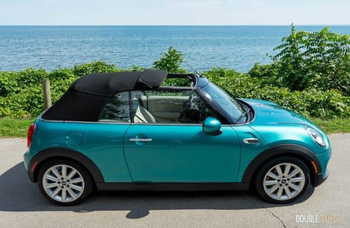 2017 Mini Cooper Convertible review
