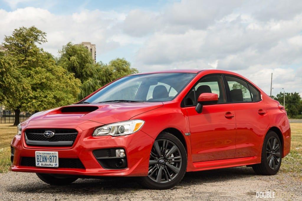 Subaru Latest Car >> 2017 Subaru WRX 6MT Review | DoubleClutch.ca