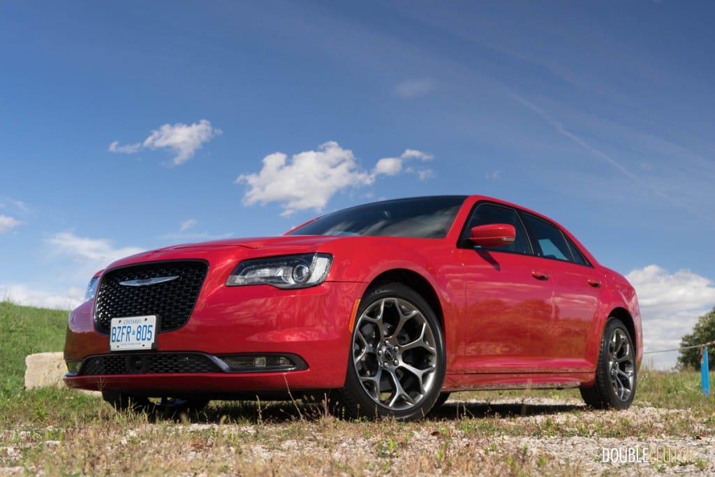 2017 Chrysler 300s V8 Review Doubleclutch Ca