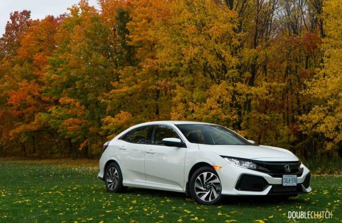 First Drive: 2017 Honda Civic Hatchback