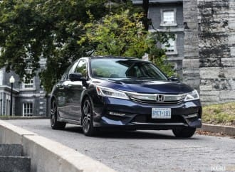 Road Trip: 2016 Honda Accord Touring