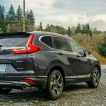 First Drive: 2017 Honda CR-V review
