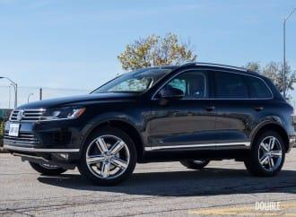 2017 Volkswagen Touareg Execline 4MOTION