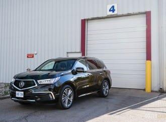 2017 Acura MDX Elite SH-AWD