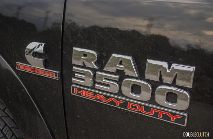 2017 RAM 3500 Laramie 4x4 review