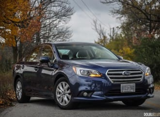 2017 Subaru Legacy 2.5i Touring Manual