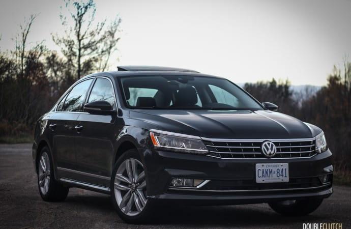 2017 Volkswagen Passat V6