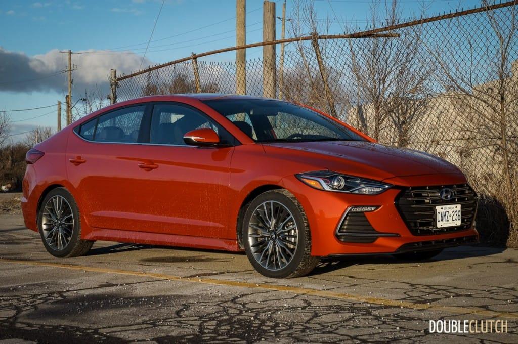 2017 Hyundai Elantra Sport Review Doubleclutch Ca