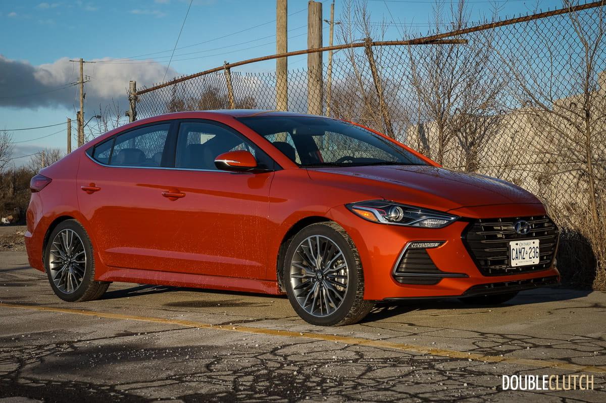Popular 2017 Hyundai Elantra Sport Review  DoubleClutchca