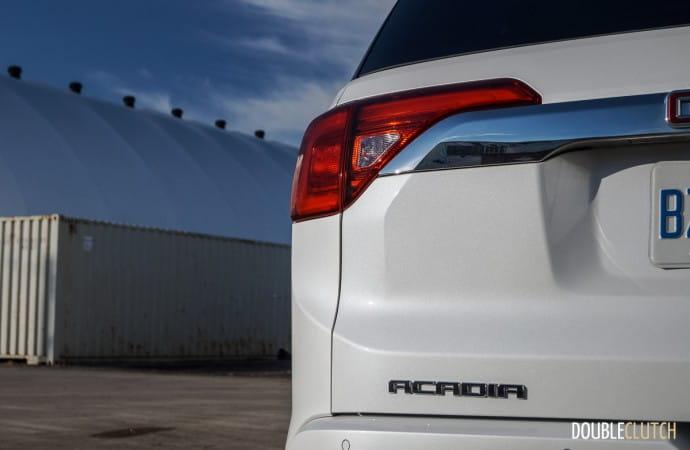 2017 GMC Acadia Denali review