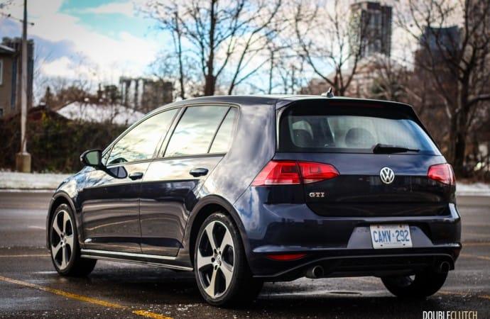 2017 Volkswagen GTI Autobahn review