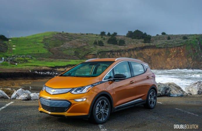 First Drive: 2017 Chevrolet Bolt EV