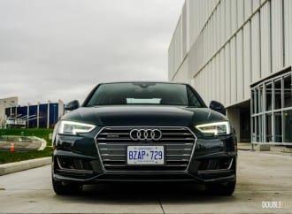 Second Look: 2017 Audi A4 S-Line quattro