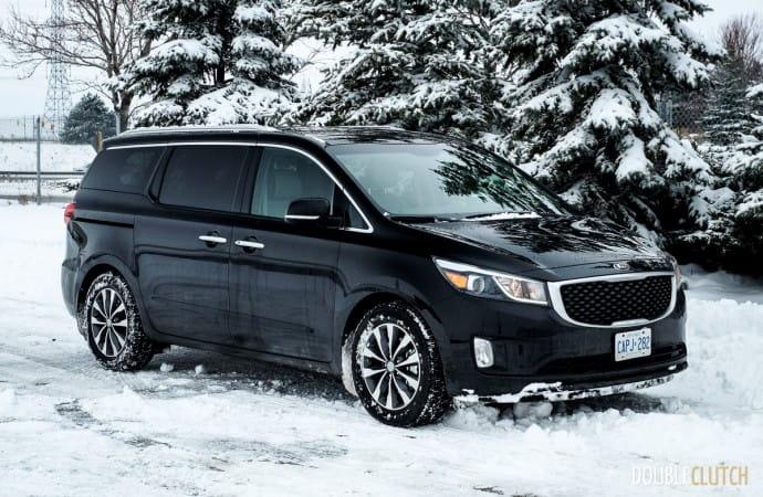 Comparo: 2017 Minivan Shootout review