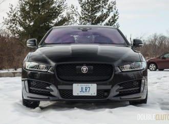 2017 Jaguar XE 20d AWD R-Sport