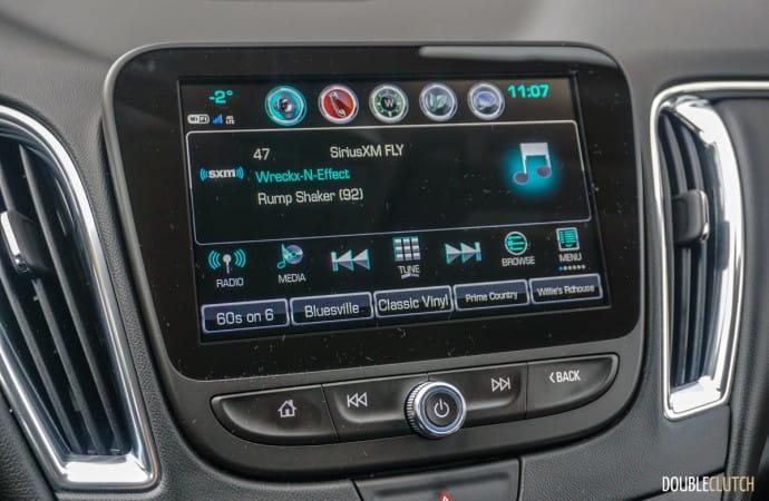 2017 Chevrolet Malibu Hybrid review