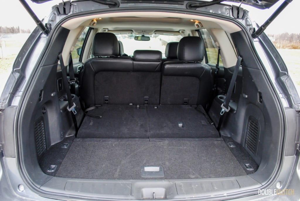 2017 Nissan Pathfinder Platinum | DoubleClutch.ca