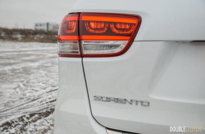 2017 Kia Sorento SX+ V6 review