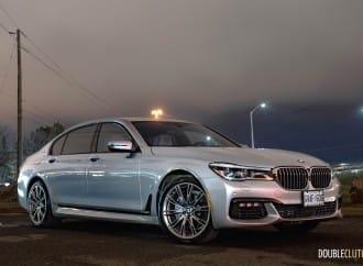 2017 BMW 740Le PHEV