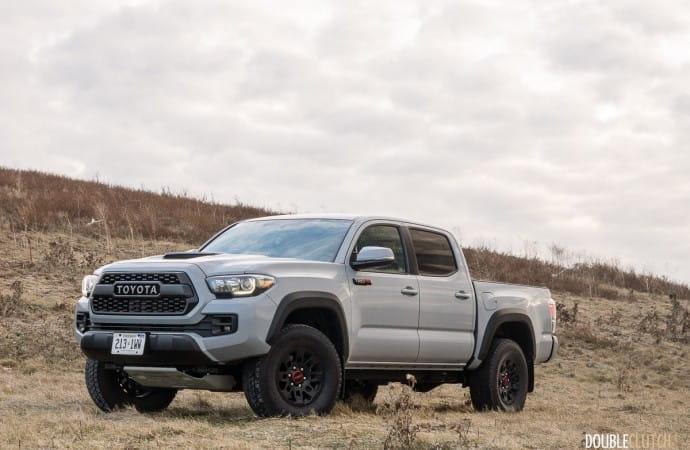 2017 Toyota Tacoma TRD Pro 4×4