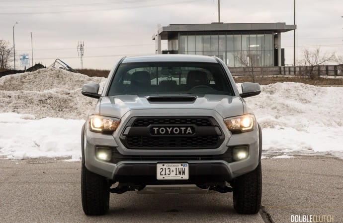 2017 Toyota Tacoma TRD Pro 4x4 review