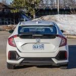 2017 Honda Civic Hatchback LX review