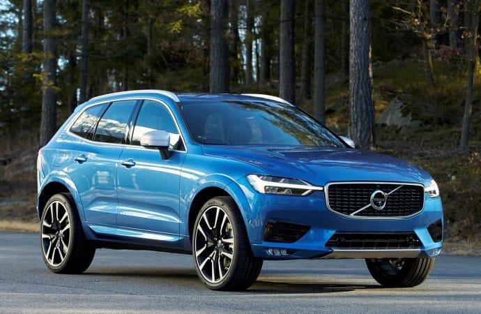 2018 Volvo XC 60 unveiled in Geneva