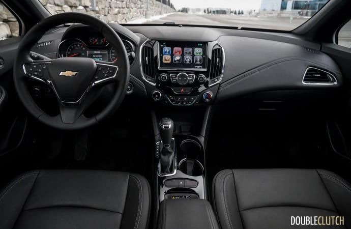 2017 Chevrolet Cruze Hatchback Premier review
