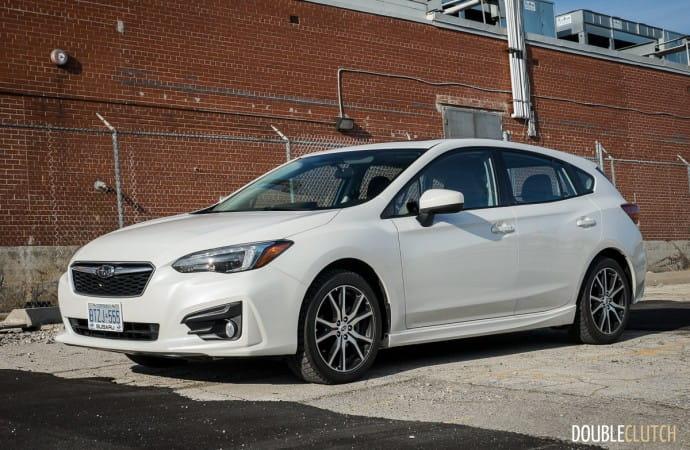 2017 Subaru Impreza Sport Hatchback
