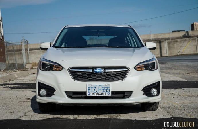 2017 Subaru Impreza Sport Hatchback review