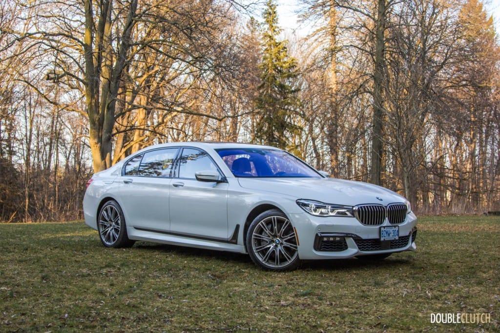 2017 BMW 750Li M Sport XDrive