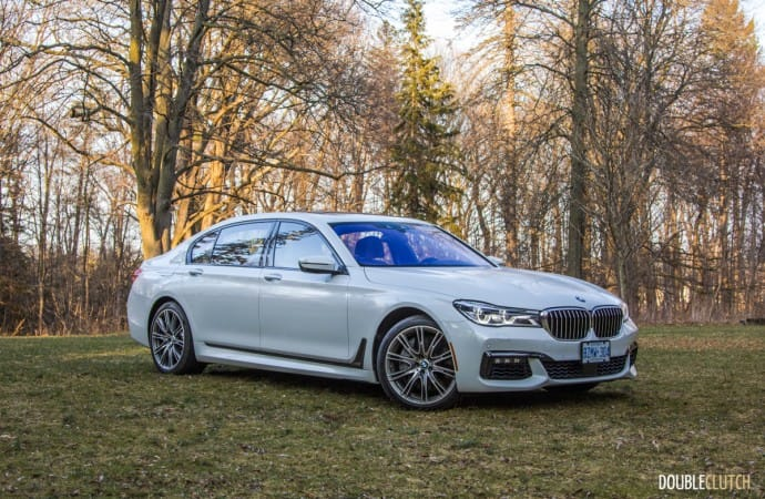 2017 BMW 750Li M-Sport xDrive