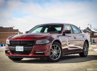 2017 Dodge Charger SXT Rallye