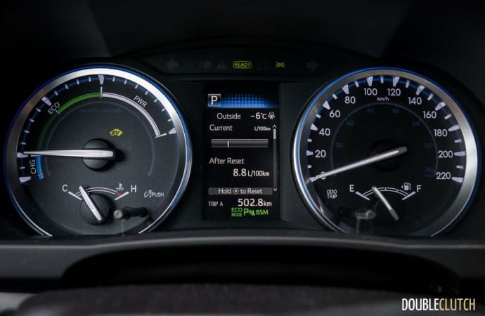2017 Toyota Highlander Limited Hybrid review