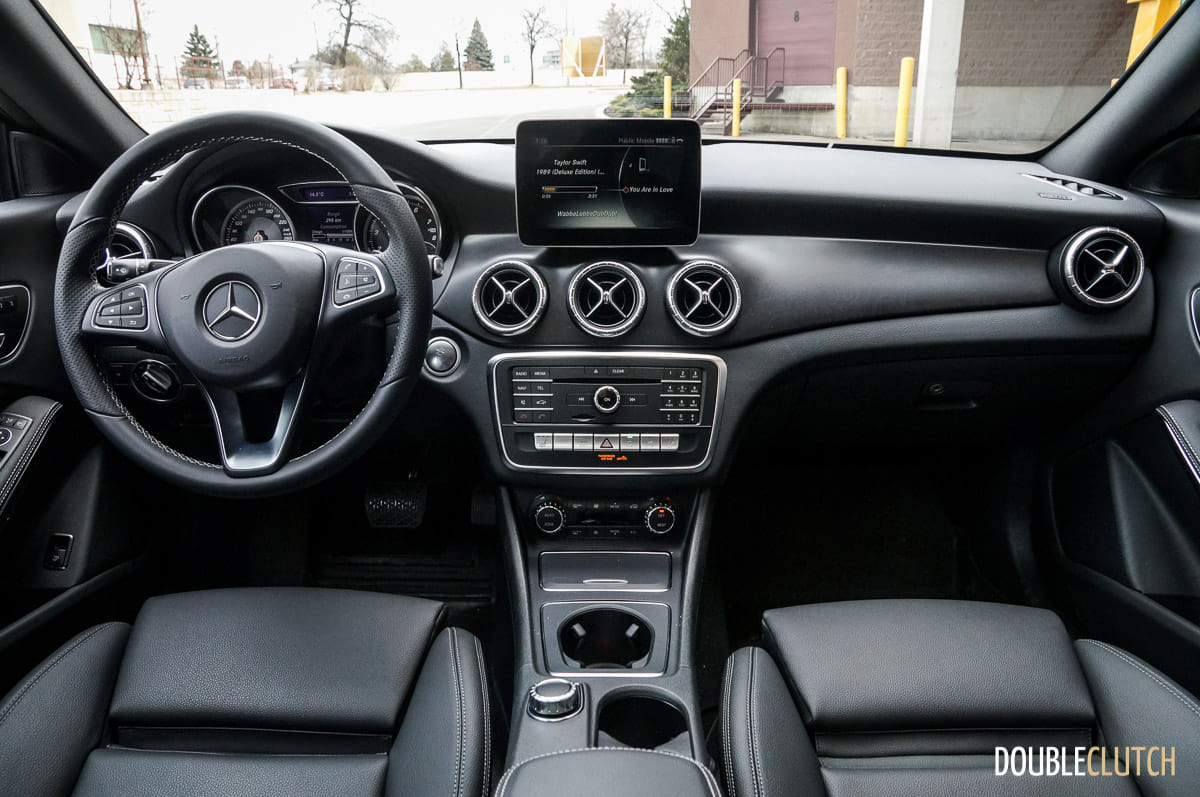 2017 Mercedes-Benz CLA 250 4MATIC | DoubleClutch ca