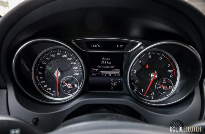 2017 Mercedes-Benz CLA 250 4MATIC review