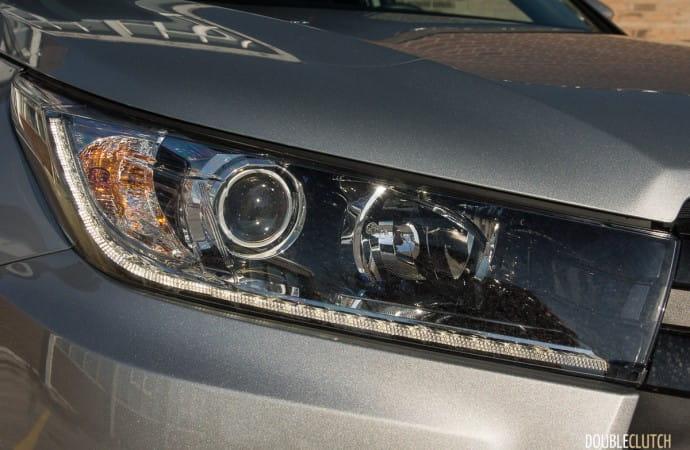2017 Toyota Highlander XLE V6 AWD review