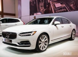 Revealed: Updated 2018 Volvo S90