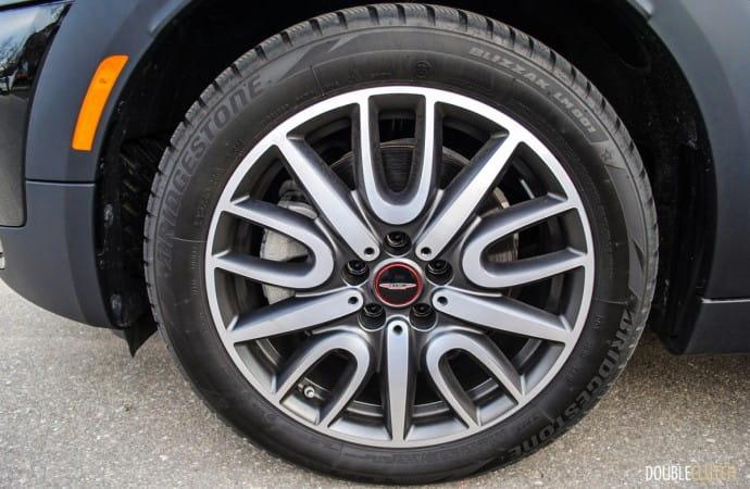2017 MINI Cooper S Countryman ALL4 review