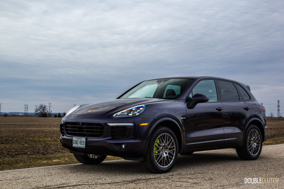 2017 Ford Bronco >> 2017 Porsche Cayenne S E-Hybrid | DoubleClutch.ca