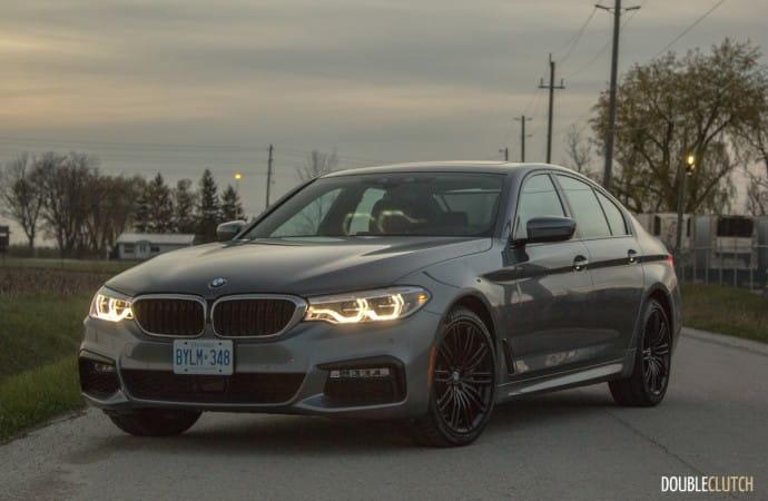 2017 BMW 540i xDrive