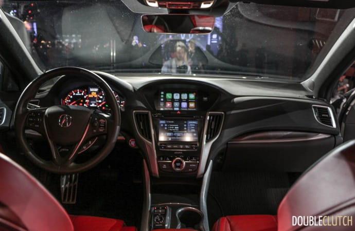 Revealed: 2018 Acura TLX