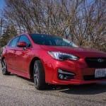 2017 Subaru Impreza Sport-Tech review