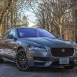 2017 Jaguar XF 20d R-Sport AWD review