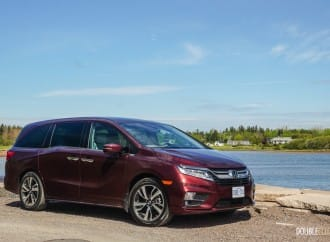 First Drive: 2018 Honda Odyssey