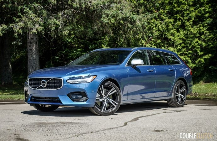 First Drive: 2018 Volvo V90 T6 R-Design