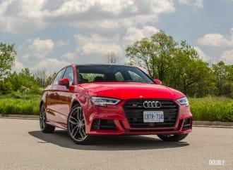 2017 Audi S3 quattro Technik