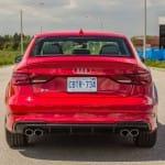 2017 Audi S3 quattro Technik review