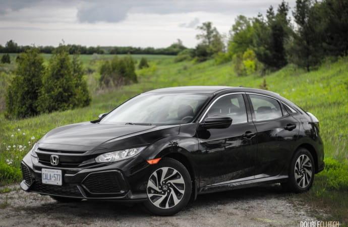 Take Two: 2017 Honda Civic Hatchback LX review